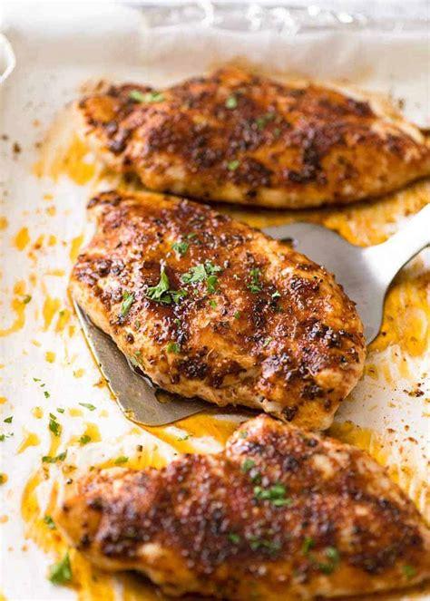 breast chicken oven cook