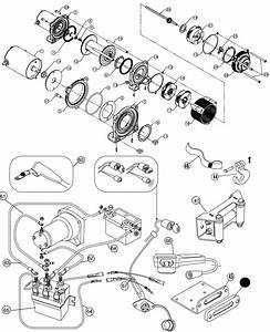 Warn 8274 Parts Diagram