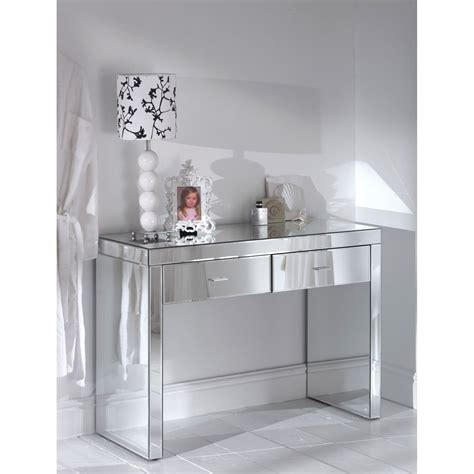 mirrored sofa table target white mirrored furniture romano mirrored console table