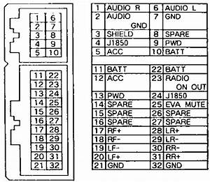 Chrysler Pacifica Radio Wiring Diagram