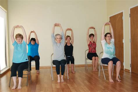 top results about chair exercises for seniors