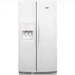 Refrigerateur Congelateur Americain : notice whirlpool fiche technique 20rwd3l r frig rateur ~ Premium-room.com Idées de Décoration