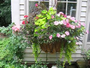 flower container garden ideas