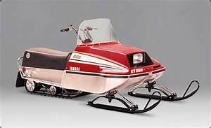 1977 Yamaha 250 Snowmobile