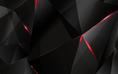 Black And Red Abstract Wallpaper Wallpapersafari