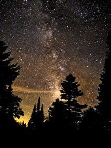 Adirondack Dark Skies Our Magnificent Milky Way