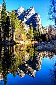 Three Brothers Yosemite National Park
