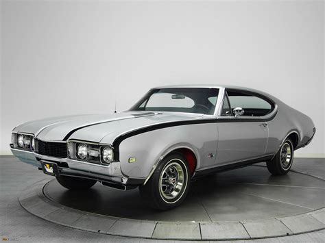 Hurst/Olds 442 Holiday Coupe (4487) 1968 images (2048x1536)