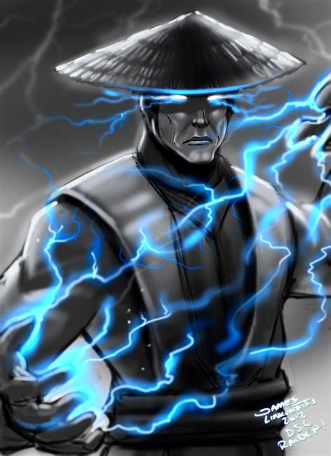 49 Best Images About Raiden Mortal Kombat On Pinterest