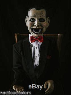 dead silence billy  prop horror puppet haunted dummy