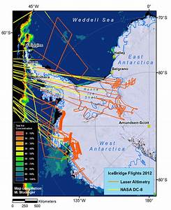 IceBridge - Past Campaigns | NASA