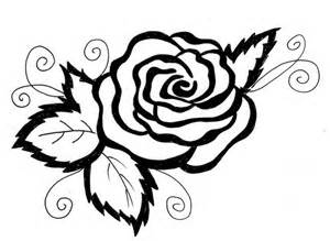 Wandschablonen Zum Ausdrucken Kostenlos : ausmalen malvorlagen gratis ausdrucken rose blumen motive zum picture malvorlagen kostenlose ~ Watch28wear.com Haus und Dekorationen