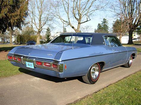 2 door caprice for 1969 chevrolet caprice 2 door hardtop 75232