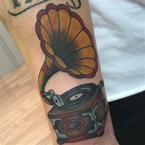 latest phonograph tattoos find phonograph tattoos
