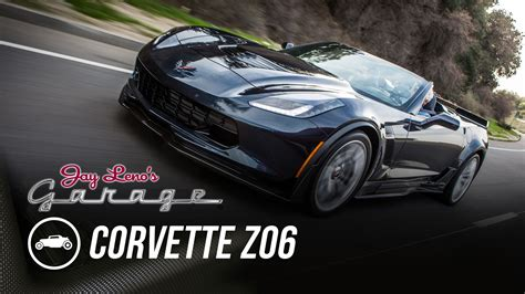 Jay Lenos Garage Corvette Zr1 2018 Best Auto Reviews