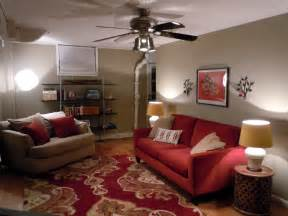 red and grey living room ideas modern house