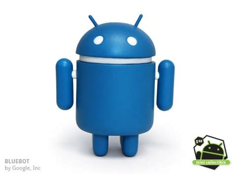 android figures more android collectible mini figures unveiled