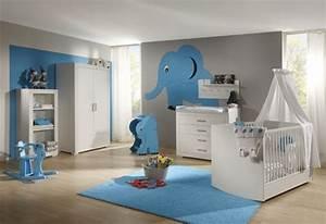 Chambre Garcon Bleu Et Gris : tapis chambre b b id es de d co sympa et originale ~ Dode.kayakingforconservation.com Idées de Décoration