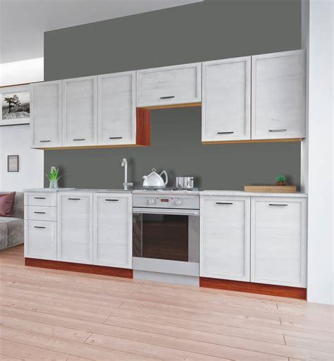 küchenzeile 260 cm kuchyně reus 260 cm hezk 253 n 225 bytek cz