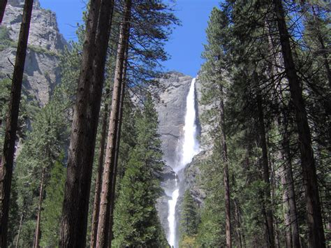 Wallpaper Yosemite Falls Wallpapers