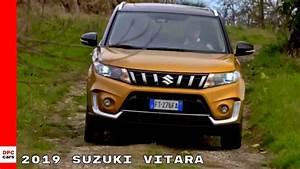 Nouveau Suzuki Vitara 2019 : 2019 suzuki vitara suv youtube ~ Dallasstarsshop.com Idées de Décoration