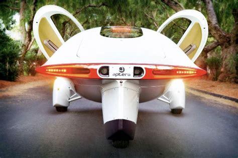 Aptera, diesel-electric car, hybrid concept car, hybrid ...