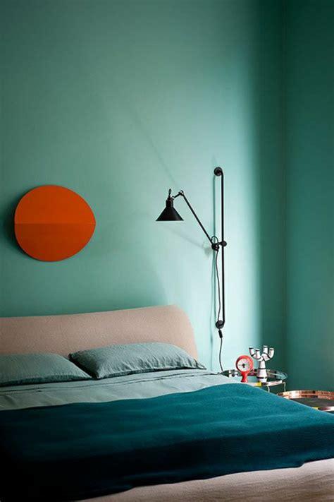 plonger dans la couleur turquoise  colorer la maison