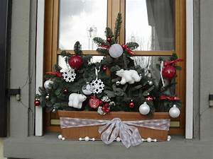 Idee Deco Photo : idee d co jardiniere noel ~ Preciouscoupons.com Idées de Décoration