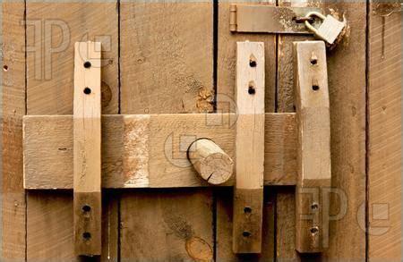 wooden door latches  wood picture