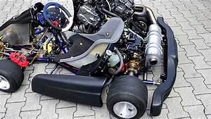 Bastelzeit  -  - Kart Mit Suzuki Sv 650 Motor