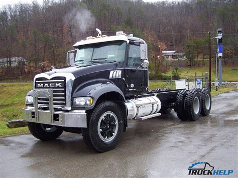 2012 mack granite gu713 for sale in prestonsburg ky by dealer