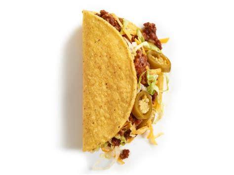 spicy ground beef tacos recipe food network kitchen