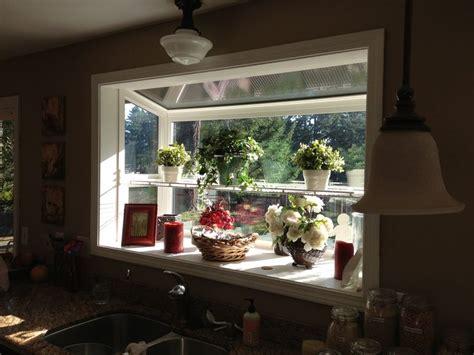 kitchen garden window garden windows pinterest