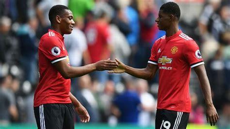 Jose Mourinho Explains Why Anthony Martial And Marcus