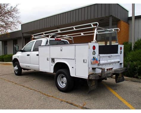 2006 Dodge RAM 3500 Service / Utility Truck For Sale