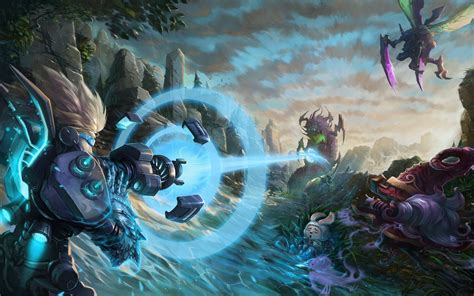 Lol Backgrounds League Of Legends Hd Wallpapers Free