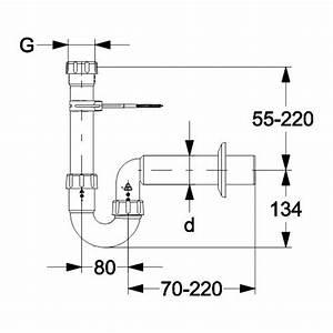 Siphon Waschmaschine Spülmaschine : waschmaschinensiphon dn40 siphon waschmaschine ablaufgarnitur ~ Michelbontemps.com Haus und Dekorationen