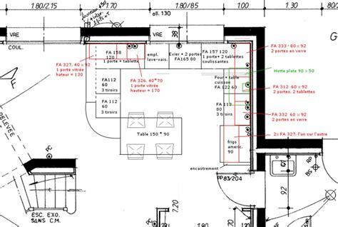 hauteur d un meuble de cuisine hauteur meuble de cuisine digpres
