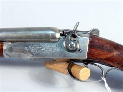 J. Stevens Model 235 Double Barrel Exposed Hammer 12ga Shotgun