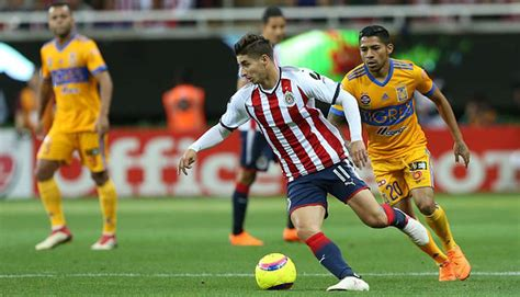 Chivas de Guadalajara vs. Tigres UANL: ver resultado ...