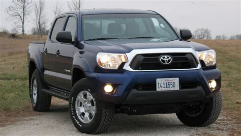 Tacoma is unchanged for 2015, although there is a new tacoma trd pro model available. Functional refinement: 2015 Toyota Tacoma pickup truck