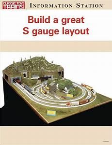 Build A Great S Gauge Layout
