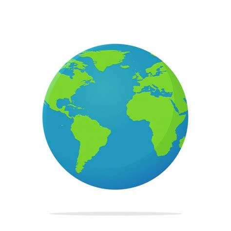 foto de Globe terrestre naturel Image vectorielle Nicemonkey