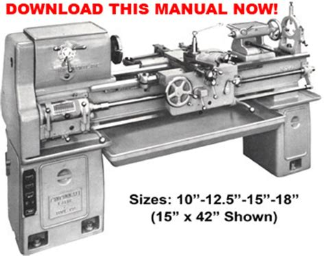 30598 Operation Parts Coupon Code by Cincinnati Lathe Manuals