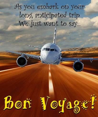 Voyage Bon Trip Travel Wishes Safe Quotes
