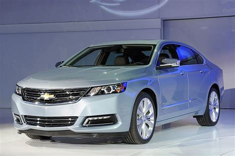 Chevrolet Impala 2014 Price by 2014 Chevrolet Impala Priced From 27 535