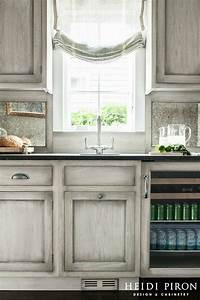 gray stained cabinets 874