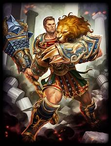Hercules - Official SMITE Wiki