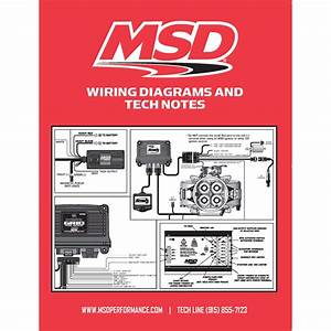 Wiring Diagram For Msd Ignition