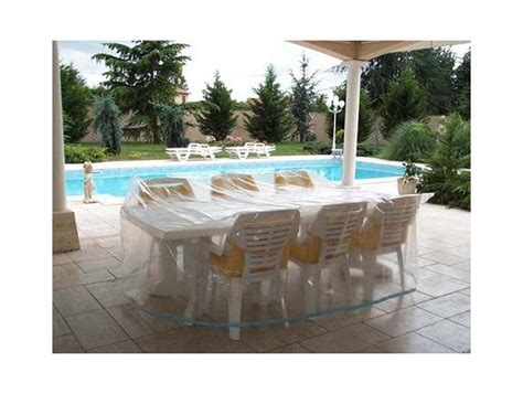 housse chaise de jardin awesome housse salon de jardin table ovale ideas